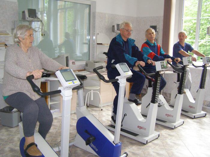 Oddział Rehabilitacji Kardiologicznej